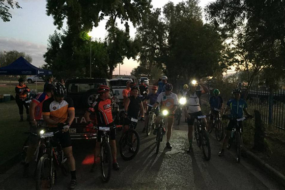 "10km en 30km MTB ""Night Race"""